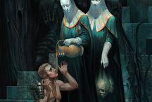 Fantasy / Fantasy images & inspiration / by Demian Machado