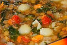 Soups / by Carla Salard