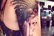 Tattoos / by Shannon Anes