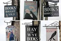Holiday in Hay on Wye / It's the town of books and the home of the famous Hay Literary Festival. It's charming and quirky and fabulous for ourdoor enthusiasts.