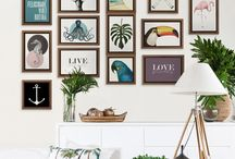 Gravuras Digitais   Prints / gravuras digitais, prints, ilustrações, tipografia, parede felizes!