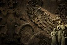 """Serie """"Midas, rey"""" / Diseños, bocetos y capturas de la serie """"Midas, rey"""". http://www.midas-rey.com"""