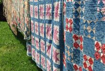 Old Quilts / Vintage and antique quilts