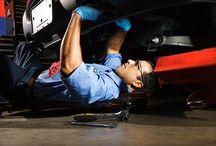 Car servicing and machanic