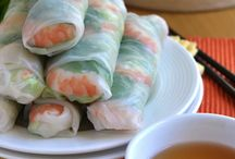VIETNAMESE food / yummy / by linh Wendy
