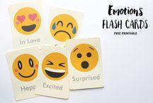 emotions and feelings preschool
