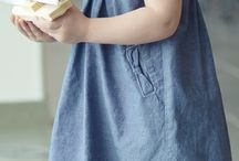 Patterns for Girls' French Clothes