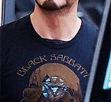 Robert Downey jr/Tony Stark