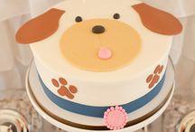 Leia birthday cake