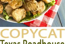 Copycat Recipes / Is there a restaurant that sells a meal you like? You may find a copycat recipe here.