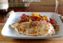 Italian / Greek Dishes