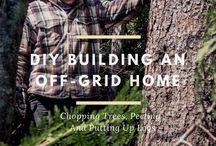 Building Our Off Grid Home