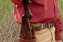 Leather Shotgun Holster