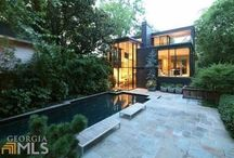 Maison De Verre Luxueuse À Atlanta GA Vente Pour.9 Million