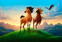 spirit stallion of the cimmaron / spirit il cavallo che con il suo film ci ha fatto sempre sognare