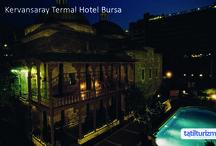 Kervansaray Terma Hotel / Kervansaray Terma Hotel'in tarihi atmosferinde keyifle tatil yaparken termal sularında tazelenin.