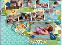 9 Photo layouts