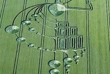 crop circles / by Cathy Wheelock Caster