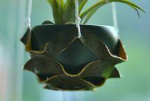 Macrame' for plants sospending