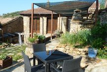 Casa Alamos Bed & Breakfast / NL: Casa Alamos Bed & Breakfast, Spaanse Pyreneeën.  GB: Casa Alamos Bed & Breakfast, Spanish Pyrenees. ES: Casa Alamos Bed & Breakfast, Pirineos aragones.