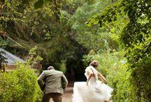 Fabulous wedding action shots