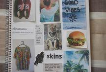 Zeitschriften/ Bücher Martina