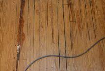 tratar chão madeira