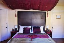 The Kashmir Suite / A Beautiful King Room with amenities for disabled guests.