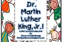 School- Martin Luther King Jr. Day