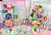 Card Making Tutorial By Julie Gleeson