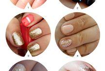 Unha de noiva | Bridal nails