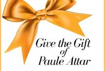 The Gift of Paule Attar