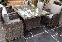Outdoor Garden Furniture / A great selection of outdoor garden furniture available from our garden destination centre in Titchfield, Hampshire