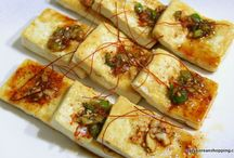 Korean Vegan Dishes