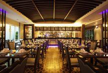 Amazing restaurant in Chillax Resort / Chillax resort in Bangkok has amazing restaurant which provides Royal Thai cuisine and Western food.