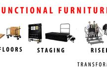AGE13 - SEATING & STAGING SYSTEMS / Seating and Staging Systems