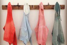 washed garment