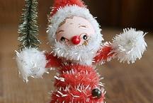 Christmas Vintage / by Gail Cullinan