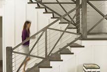 stairways / by Melinda Rhoads Tarrant