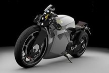 Electric Motorcycle / by Patrick Hines