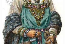 Vikingedragter