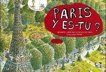 Paris / Paris dans les livres pour enfants