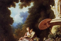 Jean Honorè Fragonard                                    (1732-1806)