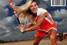 Sport / Alle covers van hockey.nl die ik gemaakt heb. Helaas einde wedstrijd voor de redactie van....