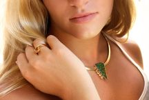 Model Shots / See how beautiful AVA Original jewelry is on!