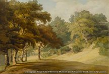 Autumn / Here at RAMM we're celebrating all 4 seasons in fine art from our collections.