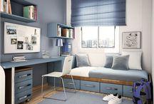Panos bedroom
