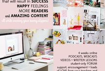 Blogging and important info / blogging, money online, tips, wordpress and web design