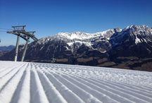 Skiwelt winter