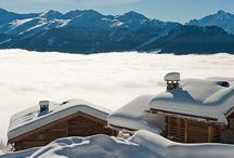 Après Ski / These chalets take après-ski to a whole new level - think private hot tubs, mountain views, even indoor pools!  / by Luxury Retreats